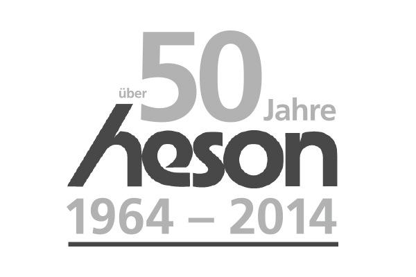 50 years Heson