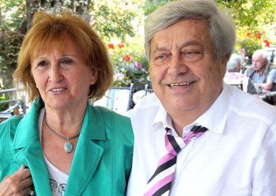 Herbert und Sonja Sonnenberg