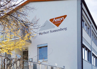 Heson Firmengebäude